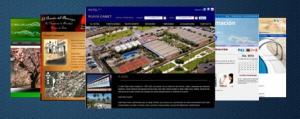 Trabajos realizados por Virtual Web Estudio