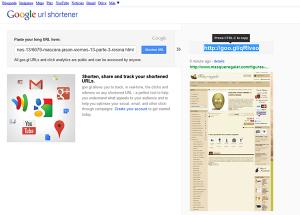 Acortador de enlaces de Google-paso 2