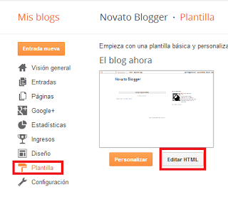 Como optimizar el titulo de un blog de Blogger