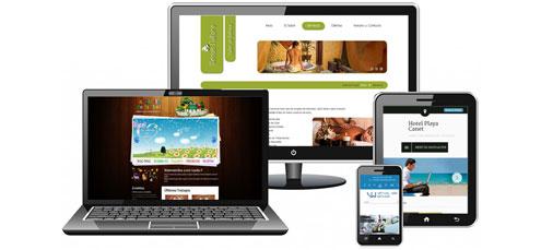 Servicio Diseño Web en Valencia
