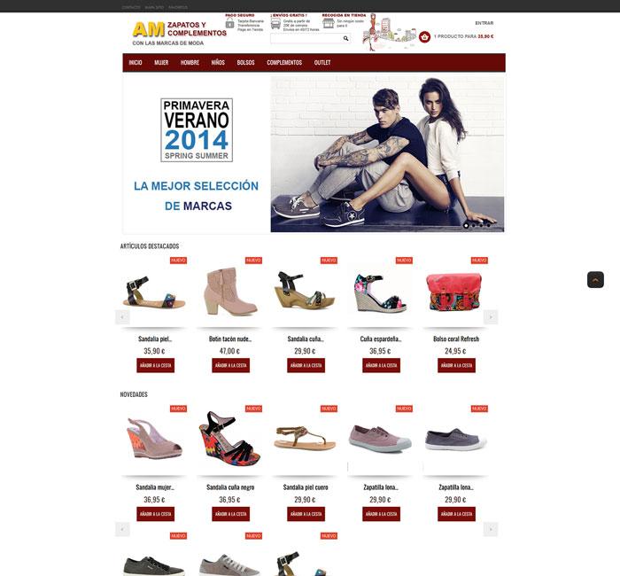 AM Zapatos y Complementos