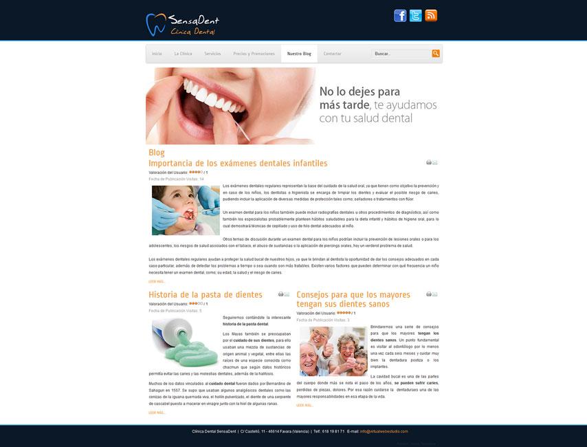 Clínica Dental Sensadent