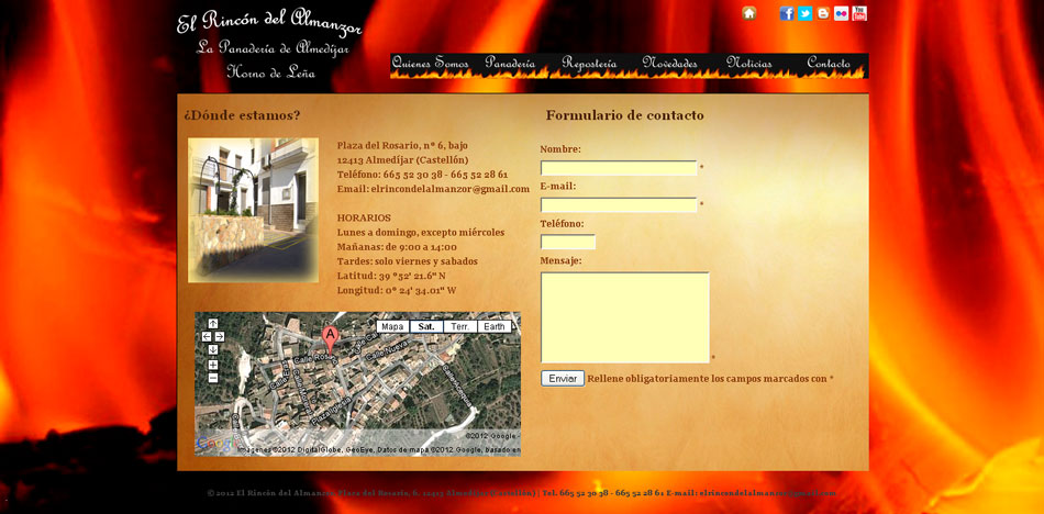 El Rincón del Almanzor