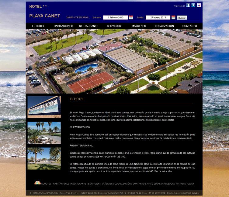Hotel Playa Canet v.1