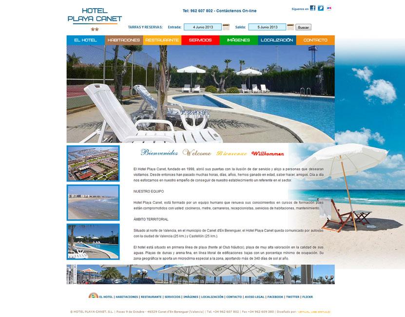 Hotel Playa Canet v.2