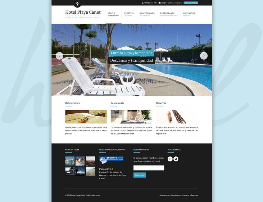 Hotel Playa Canet v.3