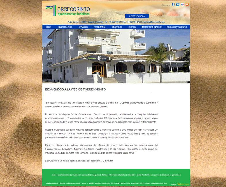 Apartamentos Turísticos Torrecorinto