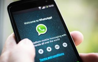 Tiendas online y Whatsapp