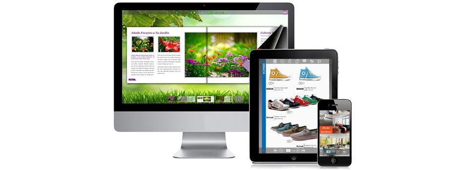 Servicio Diseño Publicaciones Digitales