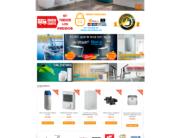 Fontanería y Clima - Tienda Online - Inicio